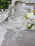 ガラス花器・ビエトラショートS 花瓶 ベース ヨーロピアン型 洋風 輸入雑貨 シャビーシック ヨーロピアン雑貨 アンティーク風