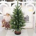 カスケード テーブルツリー 75cm 7342 クリスマス ツリー 飾り 置物 オブジェ ヨーロピアン アンティーク風 アンティーク 雑貨