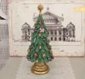 クリスマスツリー くるみ割り オルゴール 8548 クリスマス 飾り 置物 オブジェ ヨーロピアン アンティーク風 アンティーク 雑貨