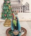 くるみ割り キングマウスオブジェ 8547 クリスマス 飾り 置物 オブジェ ヨーロピアン アンティーク風 アンティーク 雑貨 姫系 輸