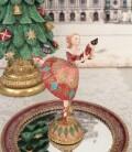 くるみ割り ダンシングクララオブジェ 8540 クリスマス 飾り 置物 オブジェ ヨーロピアン アンティーク風 アンティーク 雑貨 姫