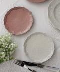 【La Ceramica V.B.C ラ・セラミカ イタリア】 プレート皿S(036・038) デザートプレート イタリア製 輸入食器 シャビ