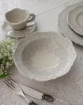 La Ceramica V.B.C ラ・セラミカ イタリア ボウル(070)ボール サラダボウル シャビーシック アンティーク風 洋食器 イタリア製