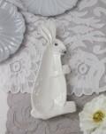La Ceramica V.B.C ラ・セラミカ イタリア ラビットプレート ウサギの飾り皿 イタリア製 輸入食器 シャビーシック アンテ