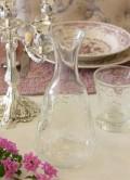 ガラス製 水差し デカンタ(ヴェルサイユ750cc) 【La Rochere】 フランス ラロシェール デキャンタ ワイン ピッチャー