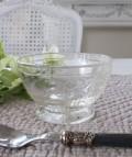 ガラス食器 ミニボウル(ヴェルサイユ) フランス製 【La Rochere】 ラ・ロシェール サラダボウル お洒落 ガラス製
