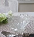 【La Rochere】 フランス ラ・ロシェール社製 エレガントに輝くガラス食器 【リヨネ・ミニボウル】 ボウル ヴェルサイユ