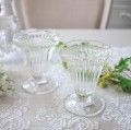 ガラス食器 デザートカップ・クープ(ガデット200cc)アイスカップ【La Rochere】フランス ラロシェール デザート皿 デザー
