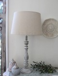 アンティークな卓上ランプ(トルネード・24448002)テーブルランプ LED対応 おしゃれ アンティーク風 シャビーシック フ
