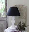 アンティークな卓上ランプ(レリーフ・2448005)テーブルランプ LED対応 おしゃれ アンティーク風 シャビーシック フレ