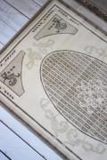 ★ご奉仕品★ フランス ラグマット SERGE LESAGE (セルジュ ルサージュ)社 ALIXE(LIN)140×200 フランス製 カーペット