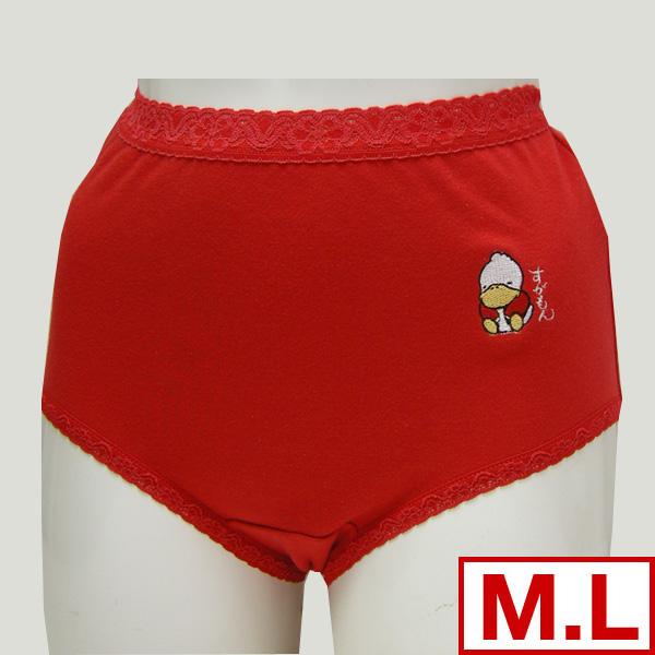【すがもん】赤パンツ (M/L/LL)