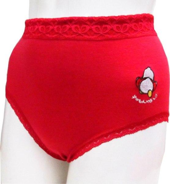【すがもん】スキンケア赤パンツ すがもんのおしり
