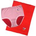 裏赤スーパーマウスショーツピンク腹巻きセット