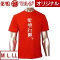 【ガモしろTシャツ】聖地巡礼 メンズ半袖Tシャツ