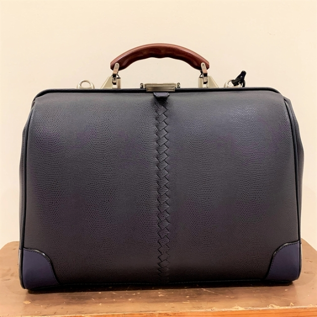 YOUTA 豊岡鞄 ゼットカーフ 横型 YK-7 ダレスバッグ