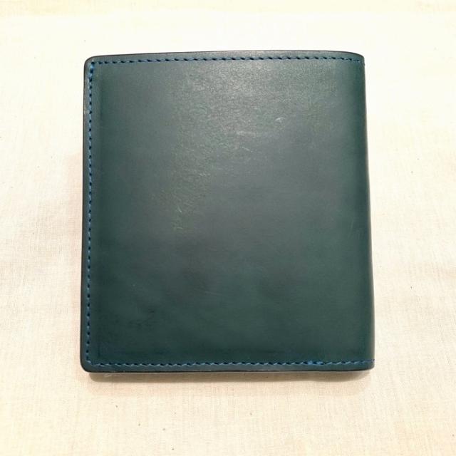 エアーウォレット 二つ折り財布