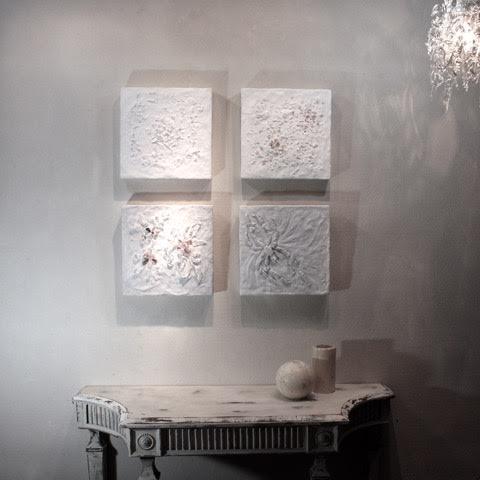 Artigiano 石膏ガラスアート