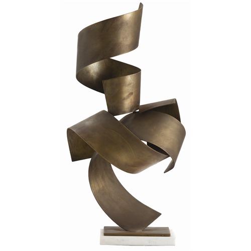 アイアン マーブルの彫刻 (Henley Brass)