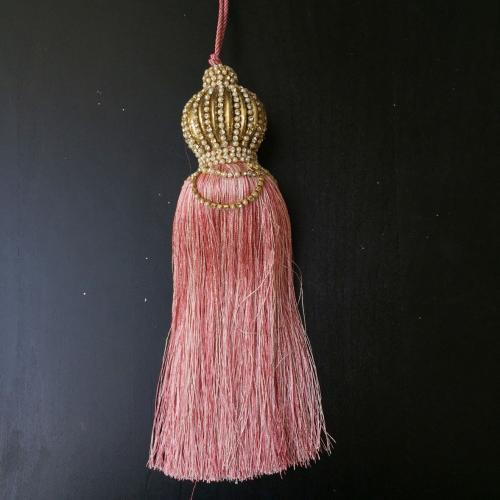 Pink Collection パールタッセル