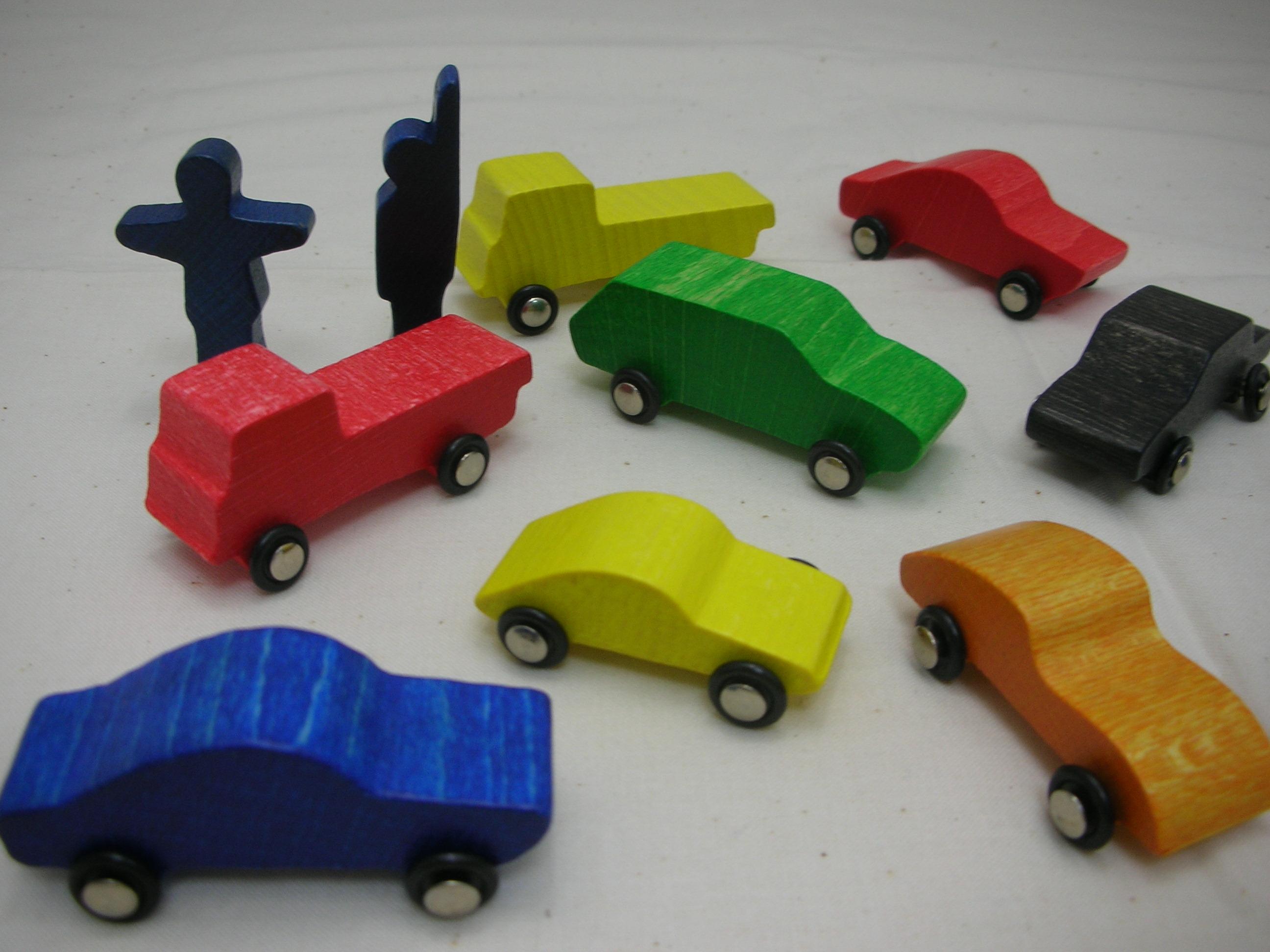 10台のカー