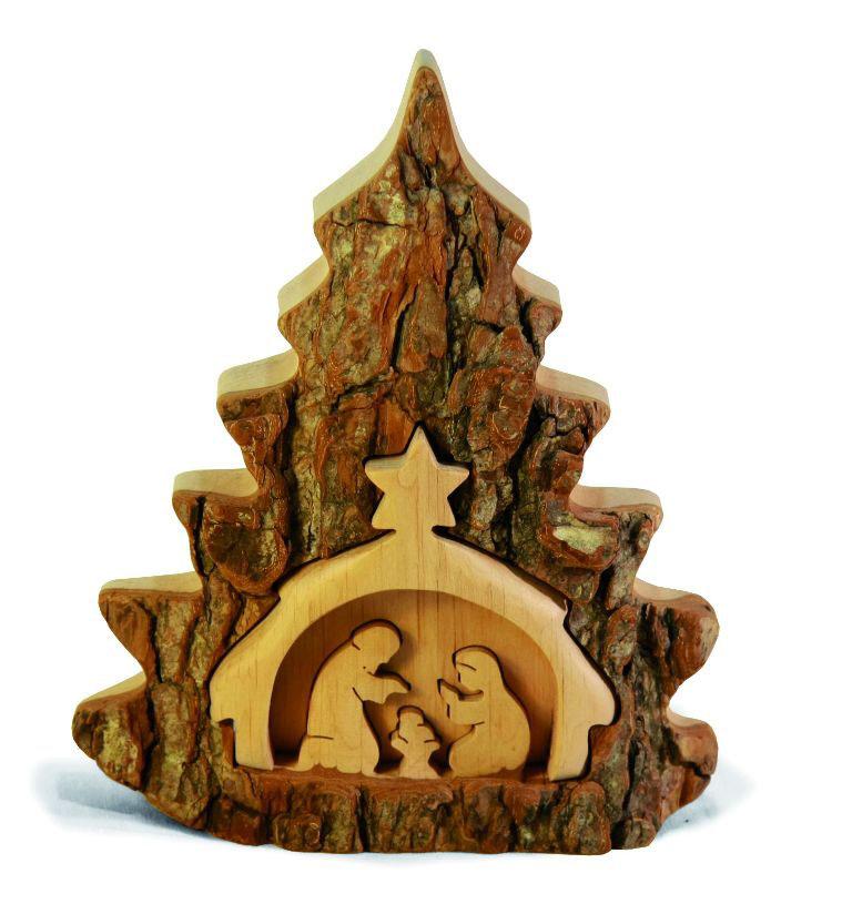 リンデコクリッペ,もみの木,フィンクバイナー,ドイツ,クリスマス
