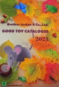 GOOD TOY CATALOGUE,2021,ブラザージョルダン社カタログ,No17
