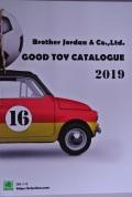 ブラザージョルダン社,GOOD TOY CATALOGUE,2019,No16