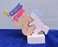組み木の節句人形,坊やとクマと鯉のぼり,小黒三郎,遊プラン,五月人形