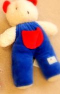 ジルケ・くま 〜抱っこ人形はいつだって子どものお友だち〜
