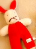 ジルケ・うさぎ 〜抱っこ人形はいつだって子どものお友だち〜