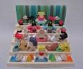 里山円武者五段飾り,KK246,小黒三郎,組み木の節句人形,遊プラン