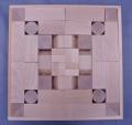 WAKU-BLOCK45H-6,ワクブロック45H-6,積み木,童具館,和久洋三