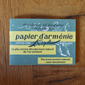 PAPIER D'ARMENIE 【パピエダルメニエ】 アルメニア紙