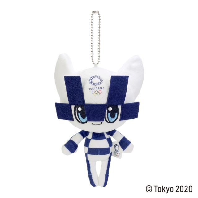 東京2020 オリンピックマスコット  ぬいぐるみ  S