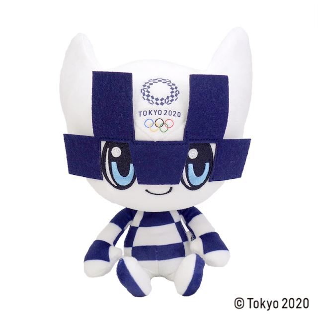 東京2020 オリンピックマスコット  ぬいぐるみ  M