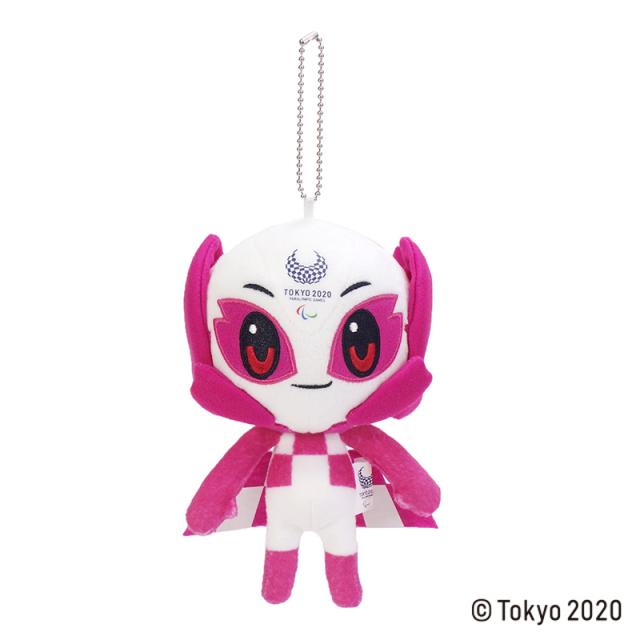 東京2020 パラリンピックマスコット  ぬいぐるみ  S