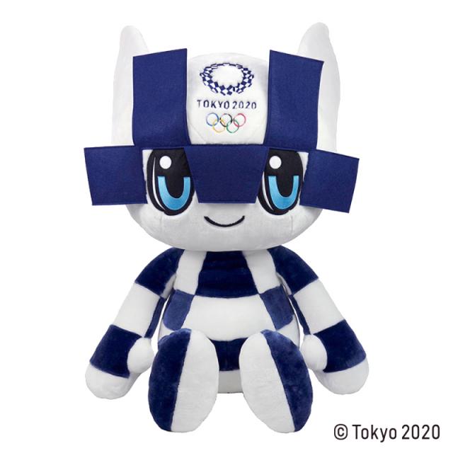 東京2020 オリンピックマスコット ミライトワ 3L
