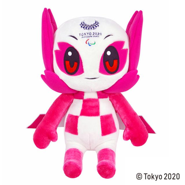 東京2020 パラリンピックマスコット ソメイティ 2L