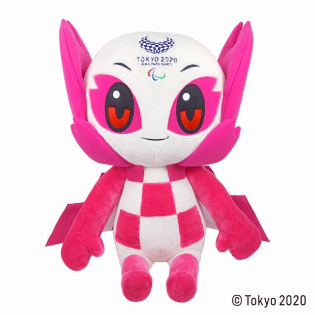 東京2020 パラリンピックマスコット ソメイティ 3L