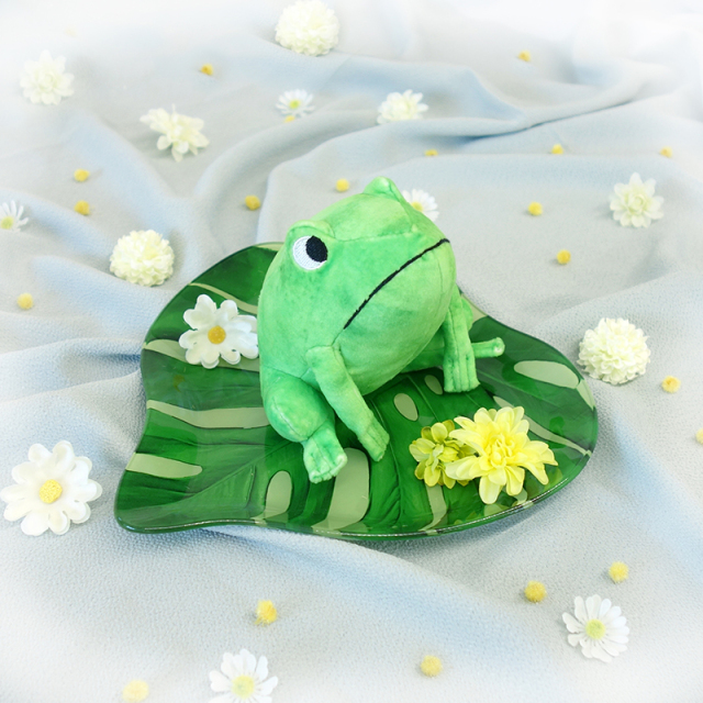 レオレオニフレンズ  カエル