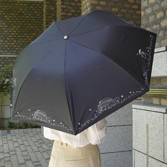 折りたたみ傘 トトロ 駆けっこ