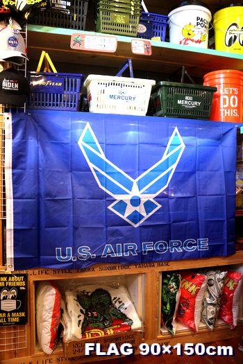 エアフォース 旗 フラッグ 所ジョージ 世田谷ベース 米軍 アメリカ雑貨 通販 アメリカ雑貨屋