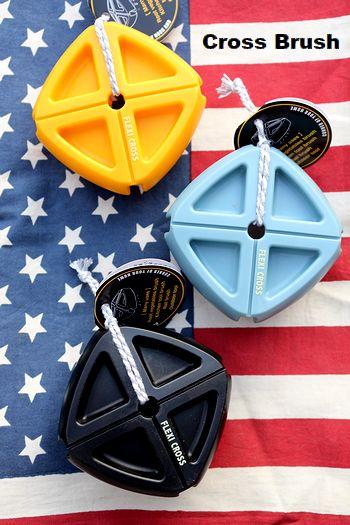 ダルトン ブラシ フレキシ クロス ブラシ アメリカ雑貨 通販 アメリカ雑貨屋 サンブリッヂ