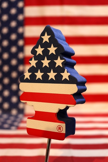 リトルツリーアンテナトッパー LittleTrees リトルツリーアンテナトップ アメリカ雑貨通販 サンブッヂ 岩手雑貨 通販商品