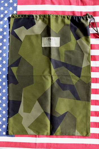 ミリタリー巾着 ミリタリー袋 迷彩巾着袋 アメリカ雑貨通販 サンブリッヂ 通販商品 通販商品