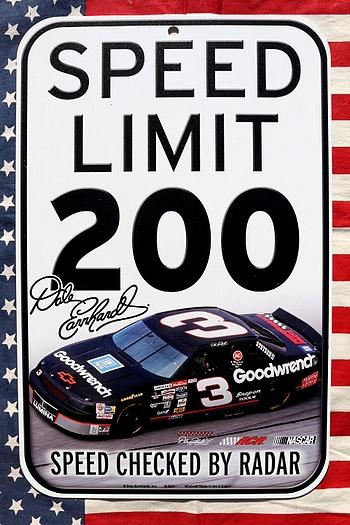 ナスカー看板 NASCAR看板 リミテッド200 ガレージ看板通販 アメリカ雑貨屋 サンブリッヂ通販