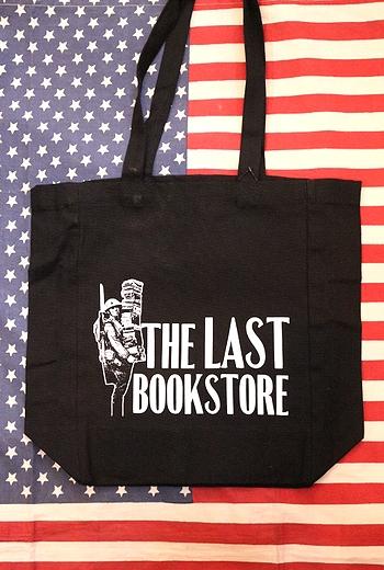 THELASTBOOKSTORE トートバッグ ザブックスストア バッグ アメリカ雑貨屋 サンブリッヂ通販