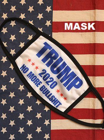 トランプ大統領マスク  ドナルド・トランプマスク アメリカンマスク アメリカ雑貨屋 サンブリッヂ マスク通販