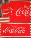コカコーラタオル COCACOLA コーラバスタオル アメリカ雑貨屋 サンブリッヂ
